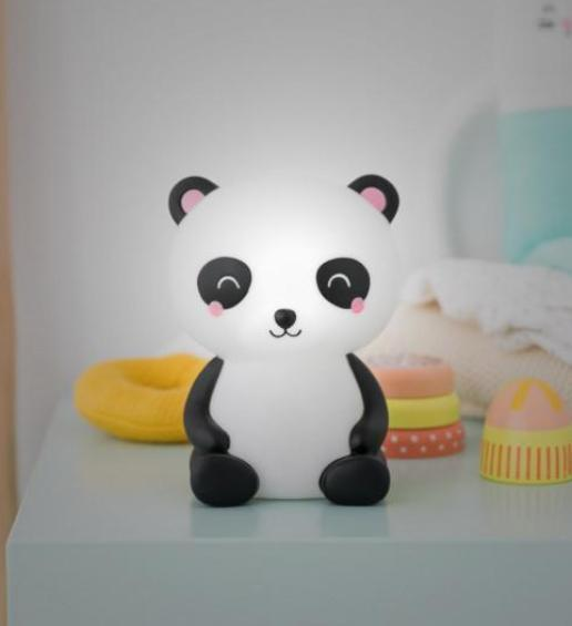 A magical light to give you sweet dreams - panda