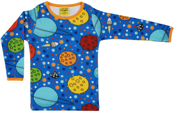 LS top lost in space Duns Sweden - adult