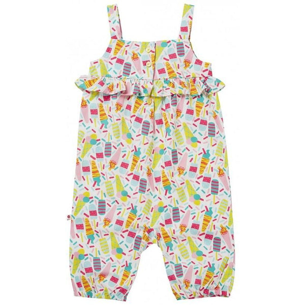 Ice cream dungarees Piccalilly