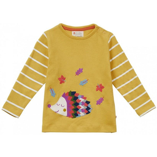 Hedgehog top Piccalilly Tops Piccalilly