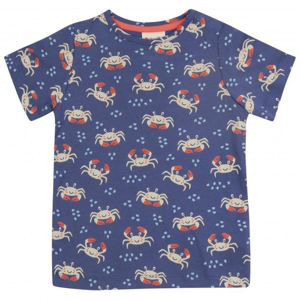 Crab t-shirt Piccalilly