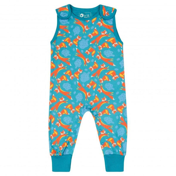 Foxes dungarees Piccalilly Dungarees Piccalilly