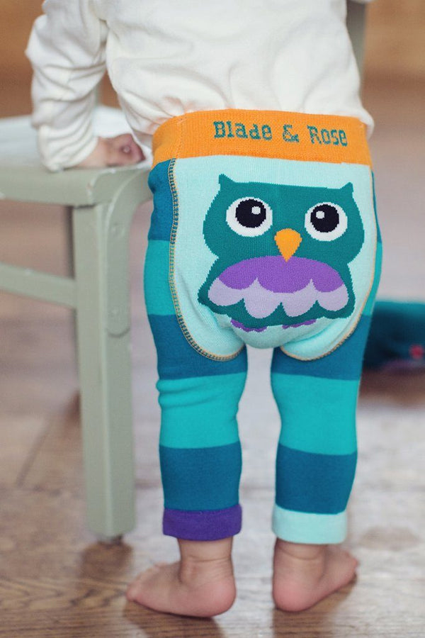 Oheo owl leggings