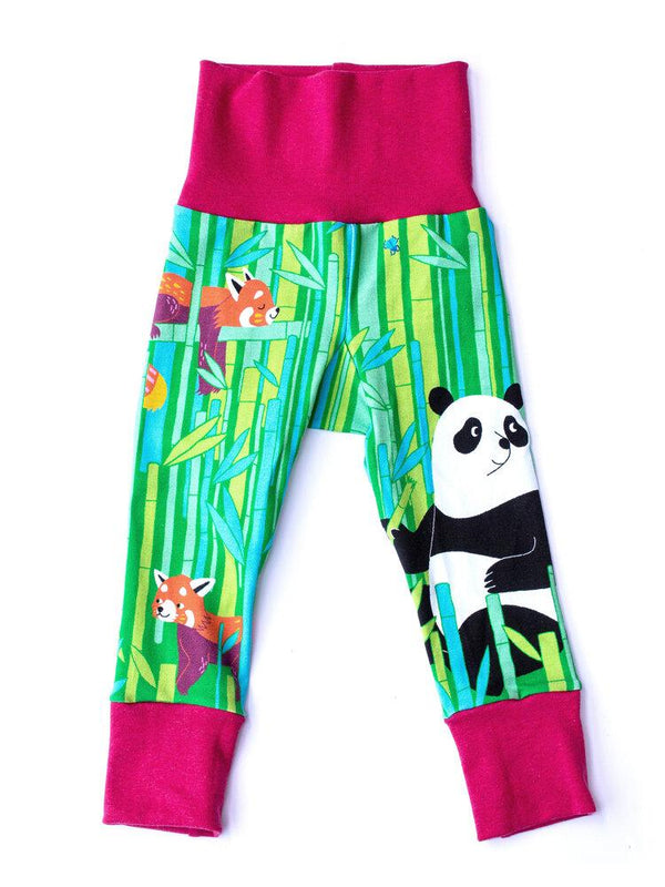 Panda forest leggings Merle Bottoms Merle
