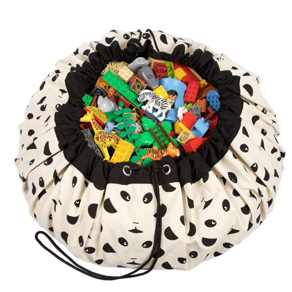 Panda toy storage bag Play&Go Toys Play&Go