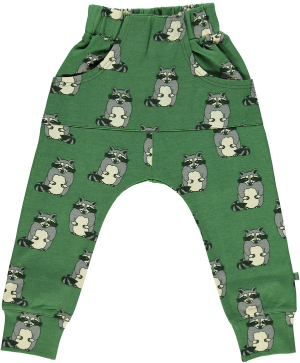 Raccoon pants