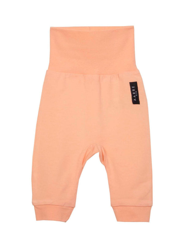 Baby pants light orange