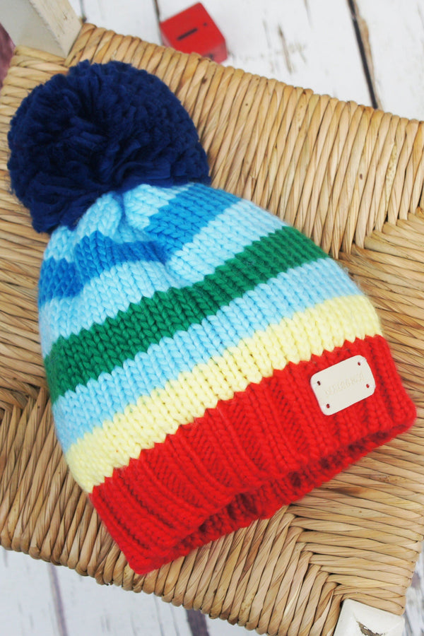Plane bobble hat