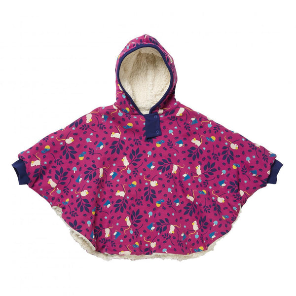 Reversible poncho mouse Piccalilly