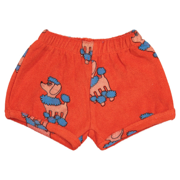 Terry shorts poodle red Hugo Loves Tiki Bottoms Hugo Loves Tiki