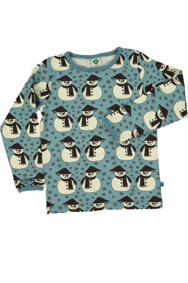 Snowman top Tops Smafolk
