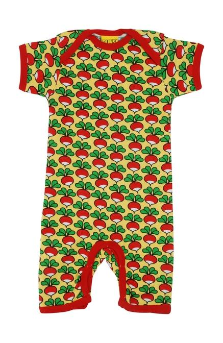 Radish summer suit Duns Sweden Playsuit Duns Sweden