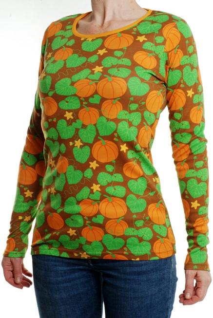 LS top pumpkin Duns Sweden - adult.