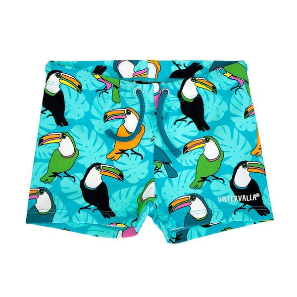 Swim shorts toucan reef Villervalla Swimwear Villervalla