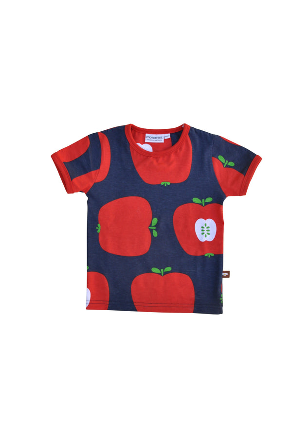 Red apples mommy t-shirt Moromini