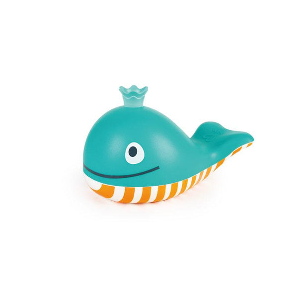 Bubble blowing whale Hape