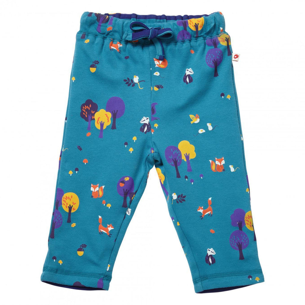 Reversible trousers woodland Piccalilly