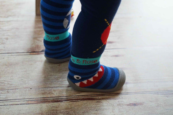 Ziggy sock shoe