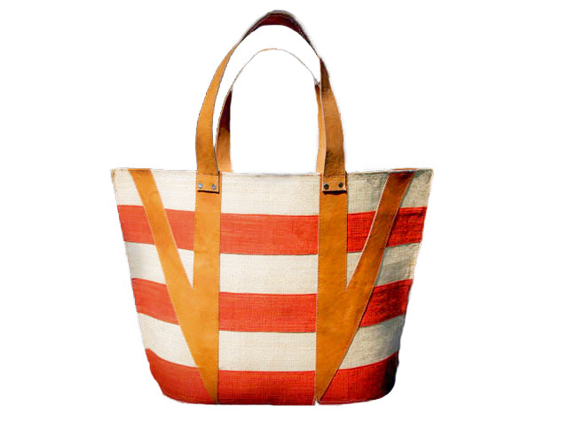 The Stripe Tote Wholesale