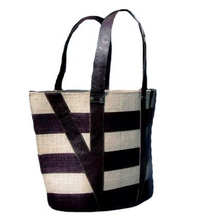 Load image into Gallery viewer, The Stripe Tote Wholesale