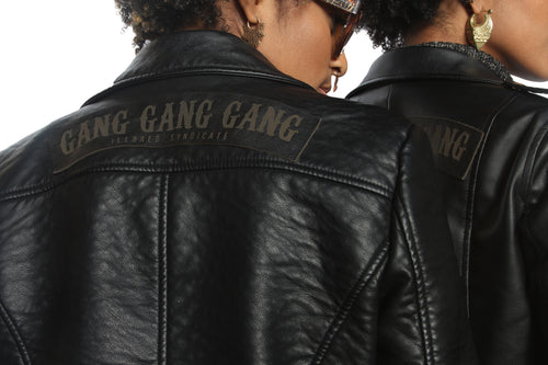 GangGangGang Patches