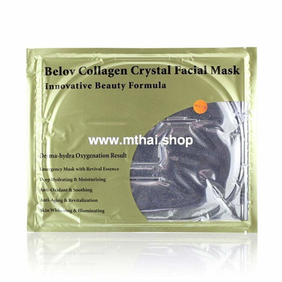 Тайская коллагеновая маска с серебром Silver Collagen Crystal Facial Mask