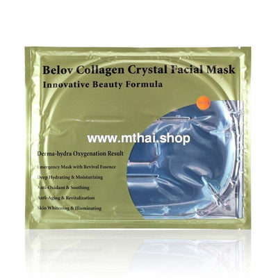 Тайская коллагеновая маска с минералами Collagen Crystal Facial Mask with minerals