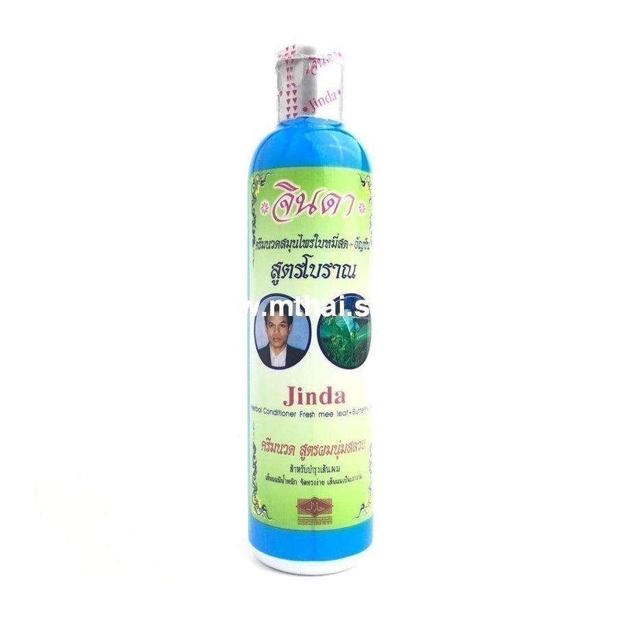 Кондиционер баймисот Jinda Herbal Conditioner Fresh Mee leaf + Butterfly Pea