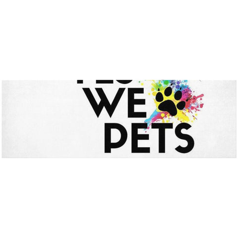 Yoga Mats-YES WE PETS
