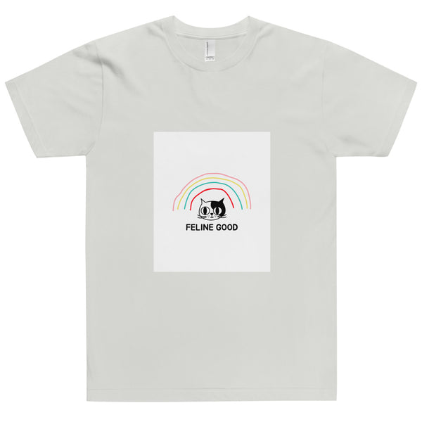 Unisex T-Shirt United Feelin Good-YES WE PETS