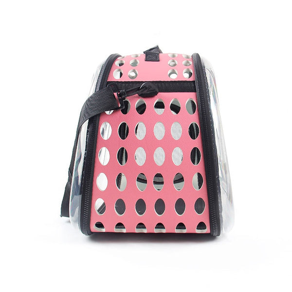 Collapsible Pet Carrier Handbag-YES WE PETS