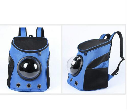 Capsule Shaped Pet Carrying Backpack-YES WE PETS
