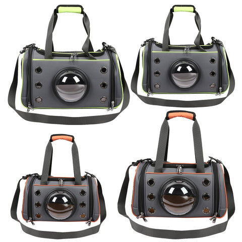 Funny Space Design Portable Pet Carrier Handbag-YES WE PETS