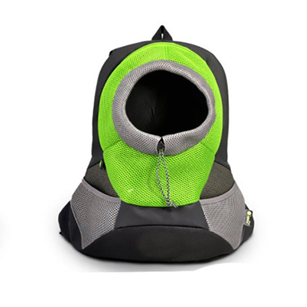 Outdoor Breathable Mesh Pet Backpack-YES WE PETS