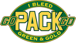 Go Pack Go! I Bleed Green and Gold!