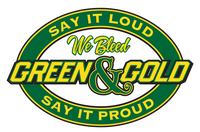 We Bleed Green and Gold!