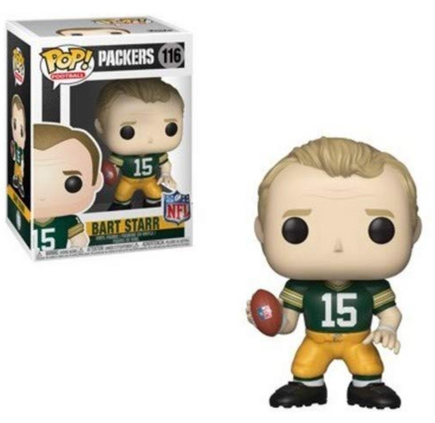 Funko POP NFL: Legends - Bart Starr Vinyl Figure
