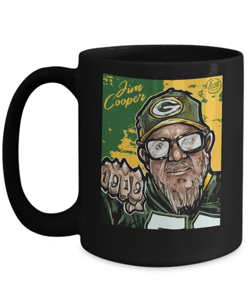 Coffee Mug Go Pack Go IBGG Pride and Glory and Gold