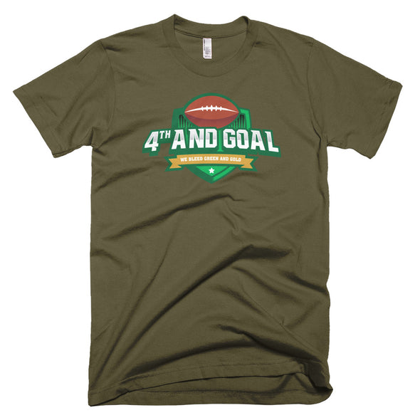 New 4th and Goal Logo T-Shirt