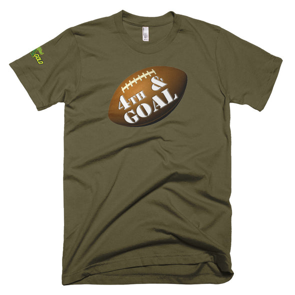 4th and Goal T-Shirt