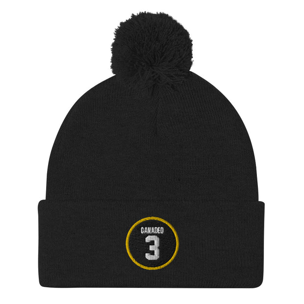 Timeless Legends Pom-Pom Beanie