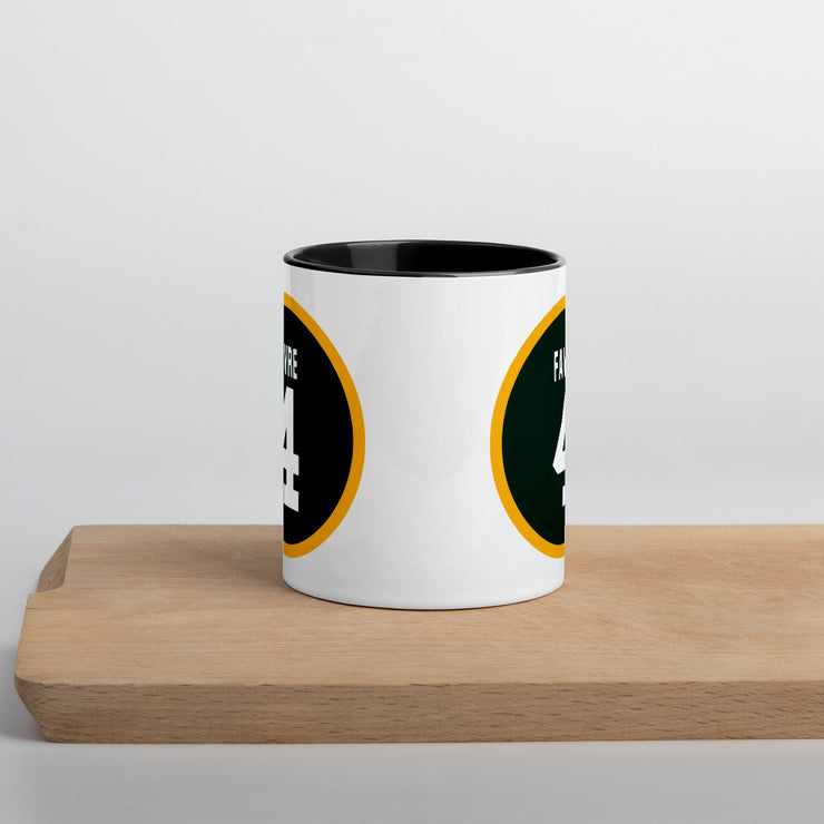 Timeless Legends Mug with Color Inside