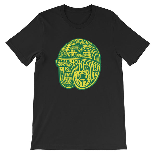 The Helmet Short-Sleeve Unisex T-Shirt