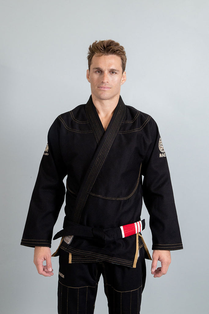 Akashio Limited Edition Jiu Jitsu Gi - Black