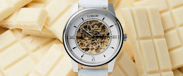 Start a Love Affair with LOBOR watches