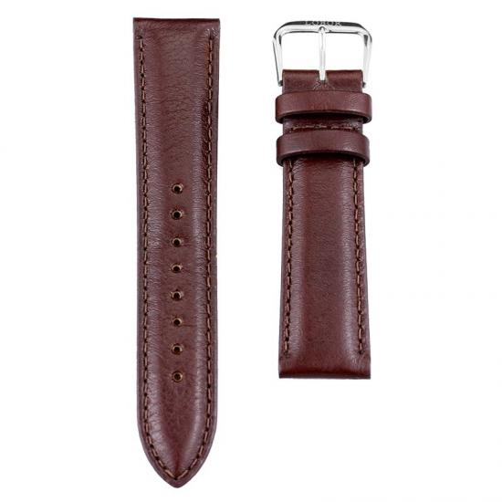Classy Brown Leather 20mm