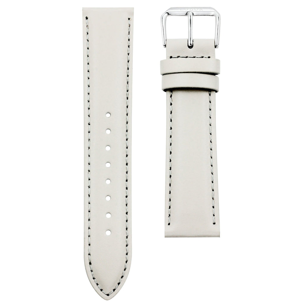 Classy Beige Leather 20mm