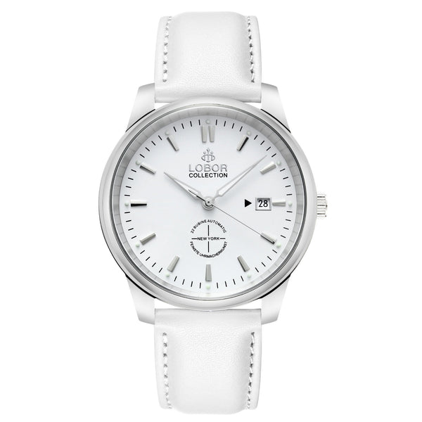New York Wooster White 40mm