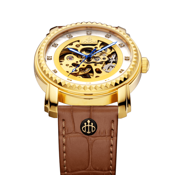 Premier Jardine Brown 41mm