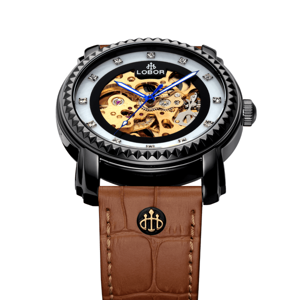 Premier Duddell Brown 41mm